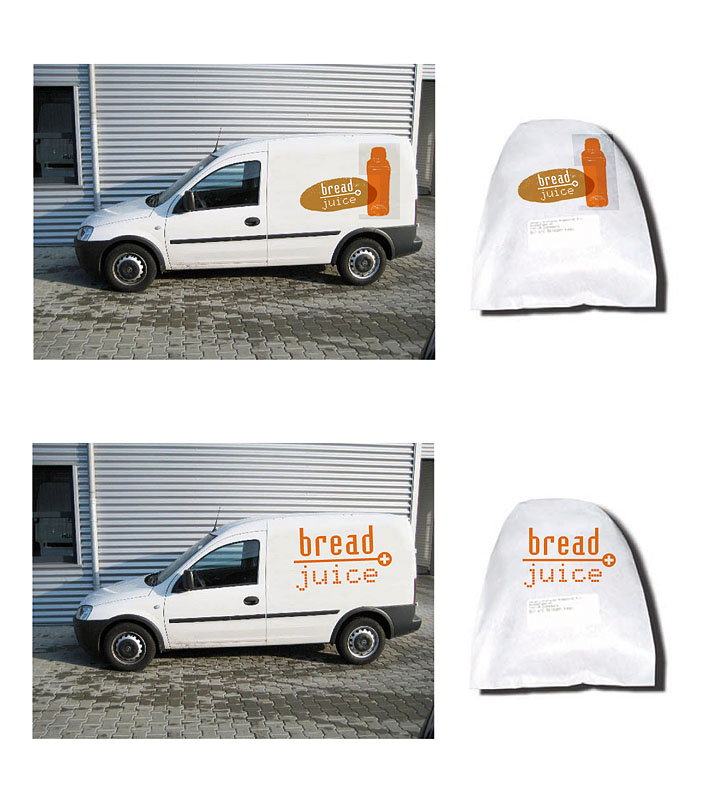 bread and juice logo